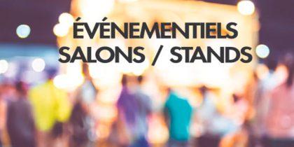 Évènementiels / Salons / Stands