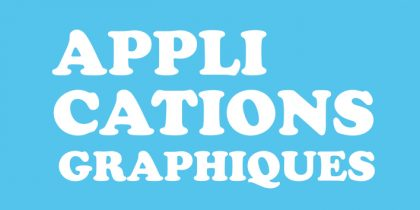 Applications graphiques